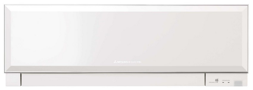 Climatiseur monosplit réversible inverter Mitsubishi Design MSZ-EF42VG.