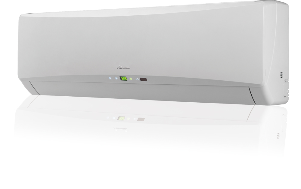 Pompe à chaleur  inverter multi 5 sorties Airwell AW-YDZC542.