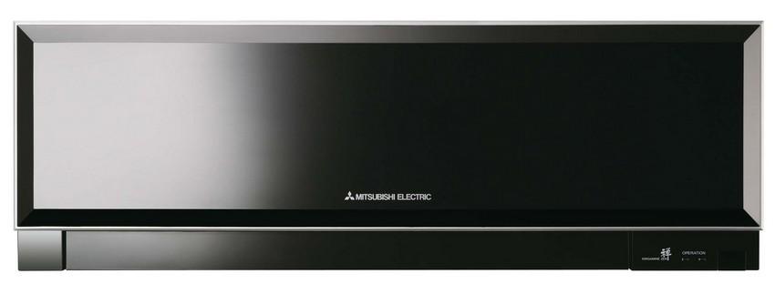 Climatiseur monosplit réversible inverter Mitsubishi Design MSZ-EF42VGK.