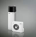 Pompe à chaleur air-eau Altherma 14 kw + ECS 260 l.
