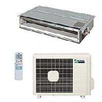 Climatiseur gainable extra plat réversible inverter DAIKIN FDXM35F3