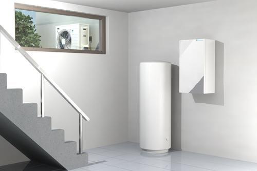 Pompe à chaleur air-eau ALTHERMA 16 kw