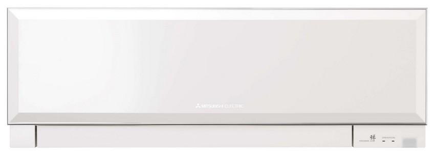 Climatiseur Mitsubishi monosplit réversible inverter Design MSZ-EF25VG.