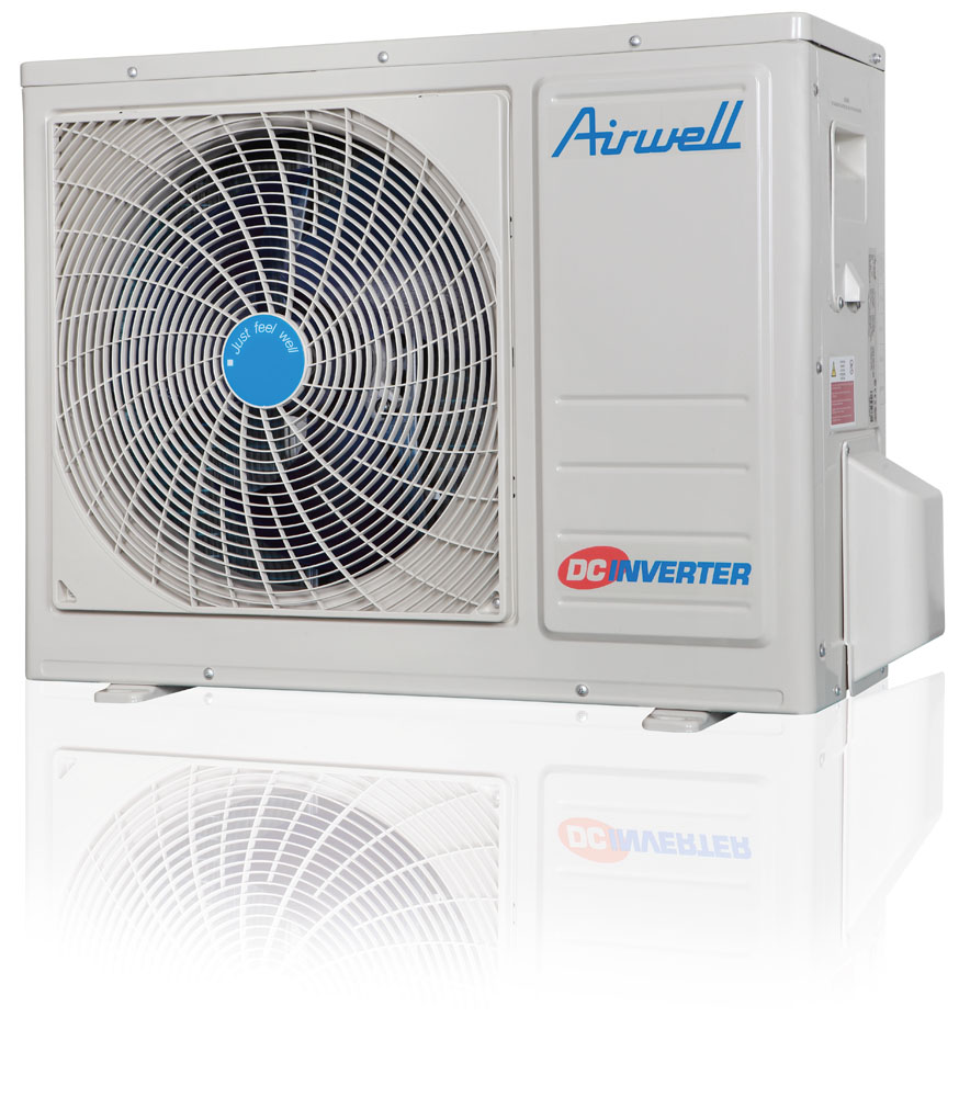 Climatiseur Airwell réversible inverter AW-HDL018