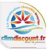 climdiscount.fr : climatisation réversible Daikin, pompes à chaleur, chauffe eau thermodynamique, planchers chauffants